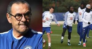 Chelsea Coach Maurizio Sarri