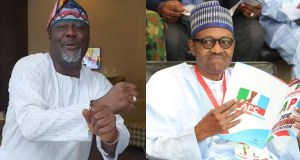 Dino Melaye attacks President Buhari