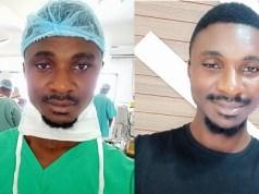 Nigerian Doctor says