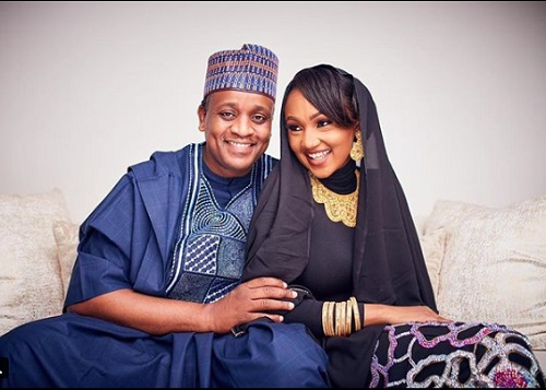 President's Daughter, Zahra & Husband Celebrate 2nd Wedding Anniversary With Beautiful Photos