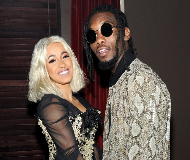 'We're Not Together Anymore' – Cardi B Announces She & Offset Have Split,