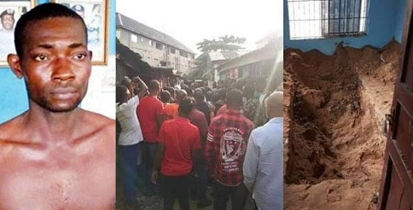 Image result for Father of Lady Killed and Buried In Port-Harcourt insists Suspect Must Marry Her Corpse.