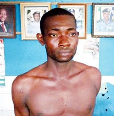 crinminal2 - Father of Lady Killed and Buried In Port-Harcourt insists Suspect Must Marry Her Corpse