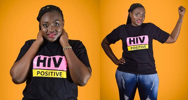 Image result for A 26-year-old HIV positive Lady has now gone viral following her rare confidence in sharing her story
