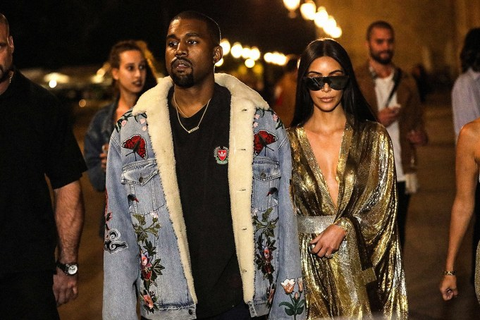 Kanye West buys Kim Kardashian $14 million Christmas present