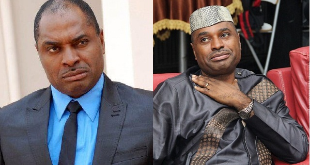 Image result for Actor Kenneth Okonkwo lays a curse on Nigerian guy who called him a bastard.