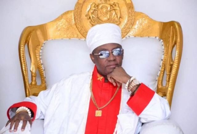 Oba Ewuare II Begs Nigerian Youth To Stay Away From Money Rituals