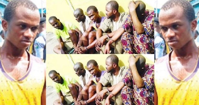 Image result for 300-level Unizik Student, 4 others arrested for Money Ritual.