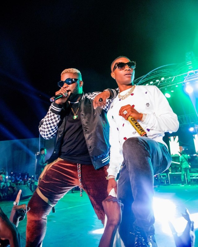 'Wizkid Is The Greatest Of All Time' – Skales declares