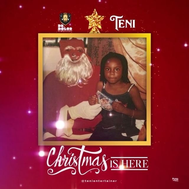 Download Music: Teni – Christmas Is Here