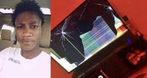 Nigerian man smashes