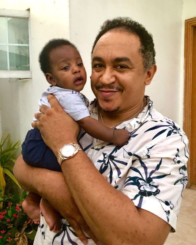 Daddy Freeze Replies Troll