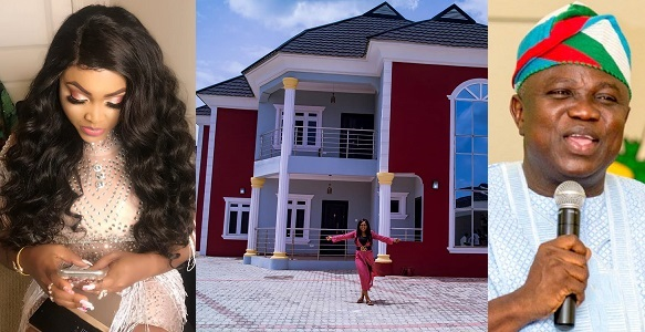 Image result for VIDEO: Actress Mercy Aigbe speaks again, on relationship with Governor Ambode. (video)