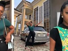 Linda Osifo acquires multi-million naira home
