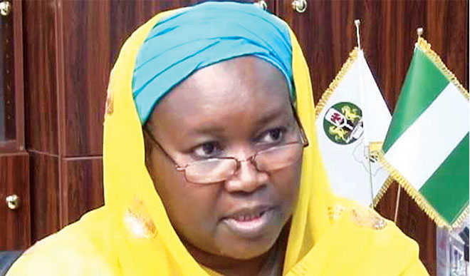 Buhari And Aminat Zakari don't share family relationship