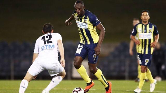 Usain Bolt retires