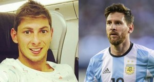 Lionel Messi begs for Emiliano Sala's search to resume
