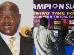 Uganda bans sports betting