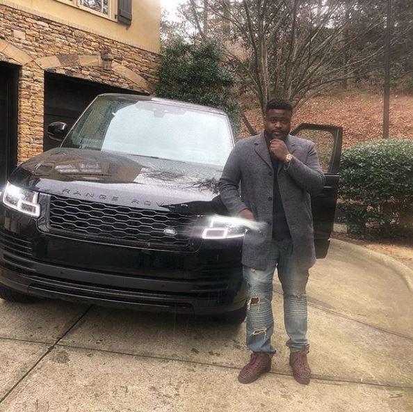 Davido's Elder Brother Acquires 2019 Range Rover SUV