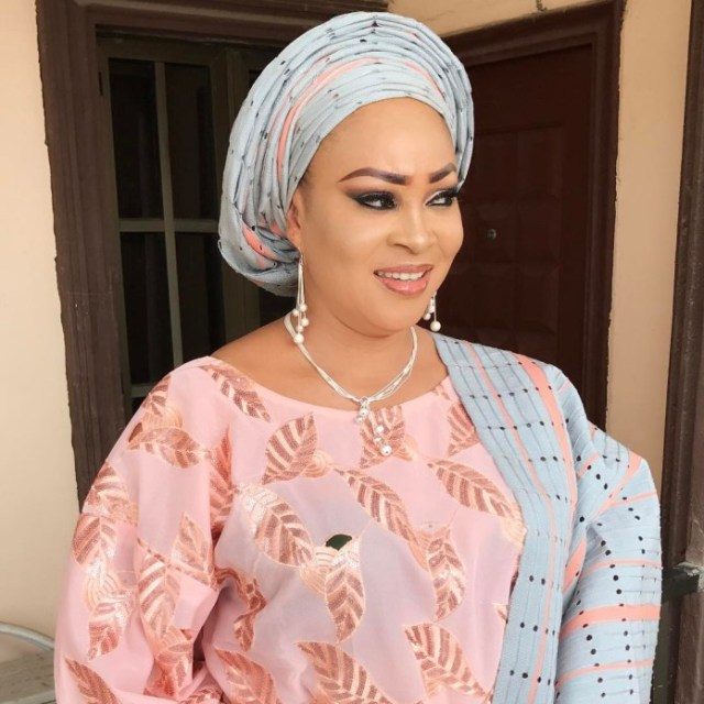 Nollywood Actress Bukky Wright Converts To Christianity, Attends Oyedepo's Church - OnoBello.com
