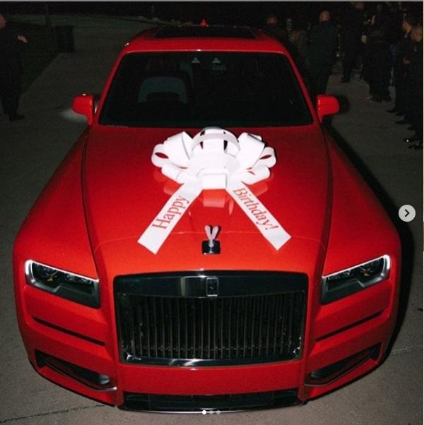 Rapper Gucci Mane buys