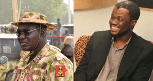 Army declares Perry Brimah wanted
