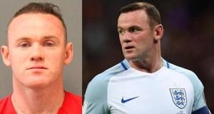 Wayne Rooney arrested