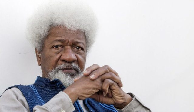 wole soyinka Nigeria is building a generation of illiterate Leaders – Wole Soyinka