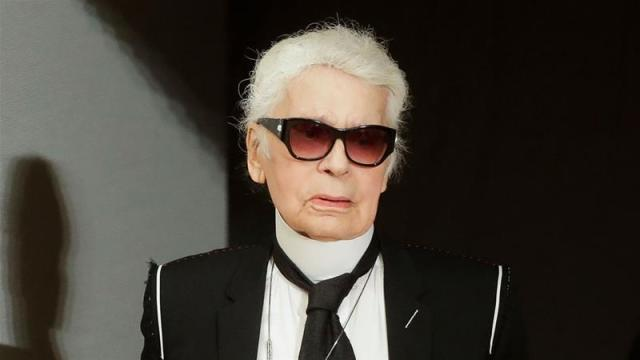 Iconic fashion designer, Karl Lagerfeld passes on at the age of 85