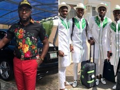 Tailor behind Super Eagles' World Cup outfit calls out NFF