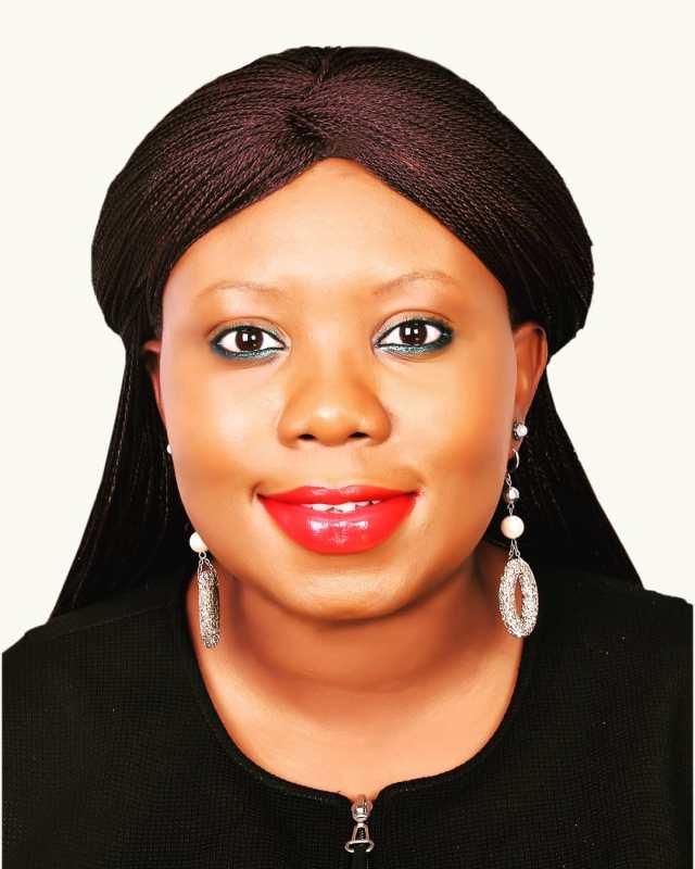 Nigerian social entrepreneur Toyosi Akerele-Ogunsiji