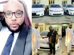 E-Money Gives Out Brand New Toyota Cars