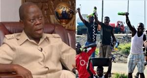 Adams Oshiomhole reveals