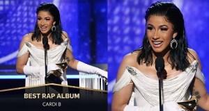 Grammy Award 2019 winners