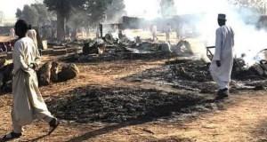 Boko Haram attacks Maiduguri