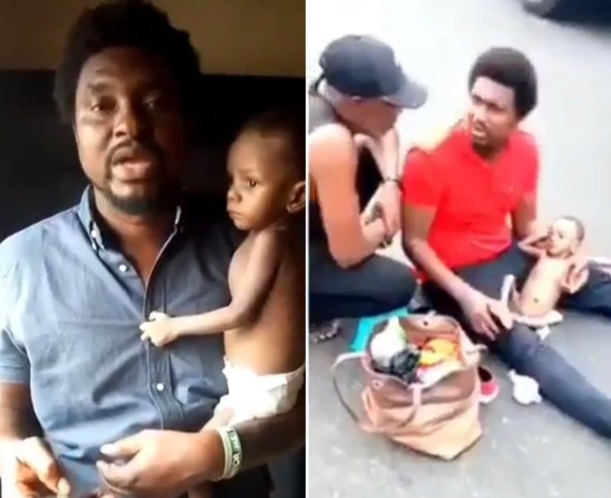 Man allegedly disappears after N70 million was raised for his sick child