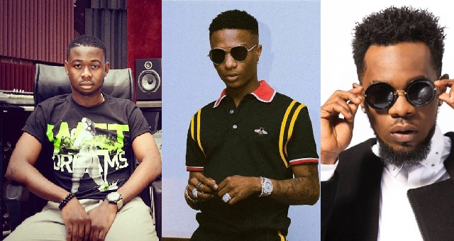 Image result for Sarz Narrates His Most Embarrassing Moment With Wizkid And Patoranking