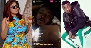 MC Galaxy denies asking ladies to go nude on Instagram live