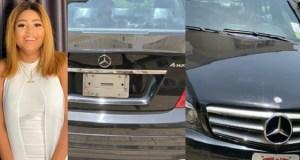 Regina Daniels acquires another Benz car