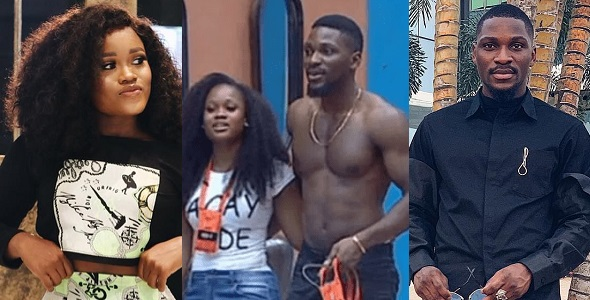 Image result for #BBNaijaReunion: I wanted Tobi all to myself - Cee C admits