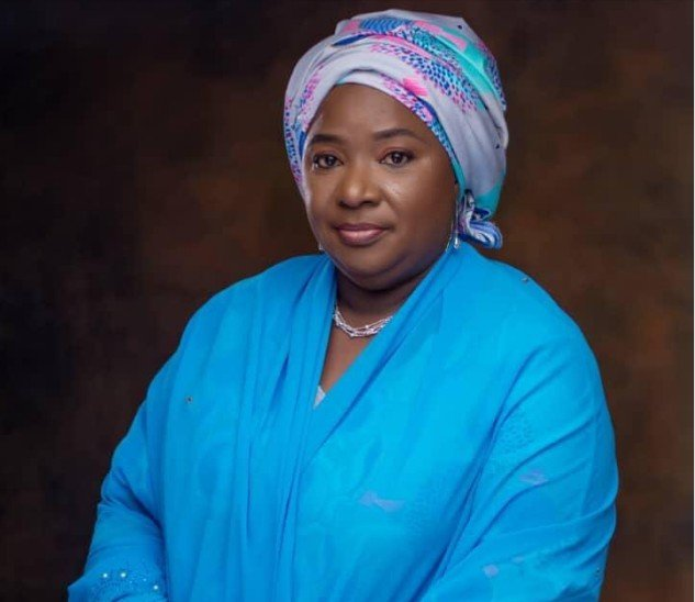 First female deputy governor of Kaduna State