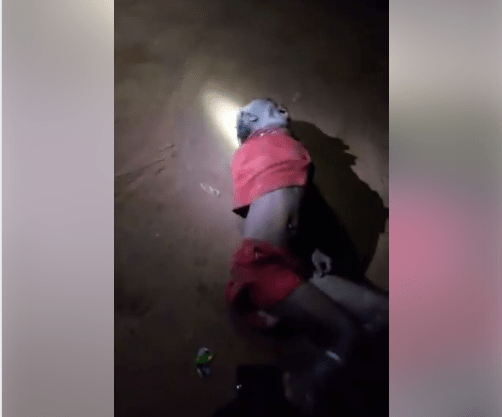 Residents torture woman mercilessly