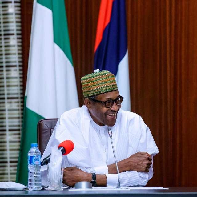 President Muhammadu Buhari says