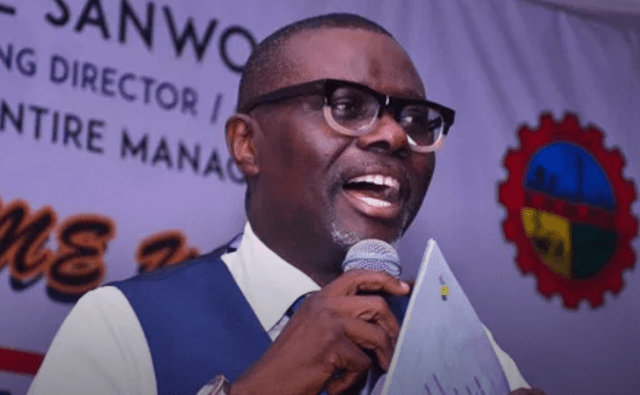 Sanwo-Olu increases salary