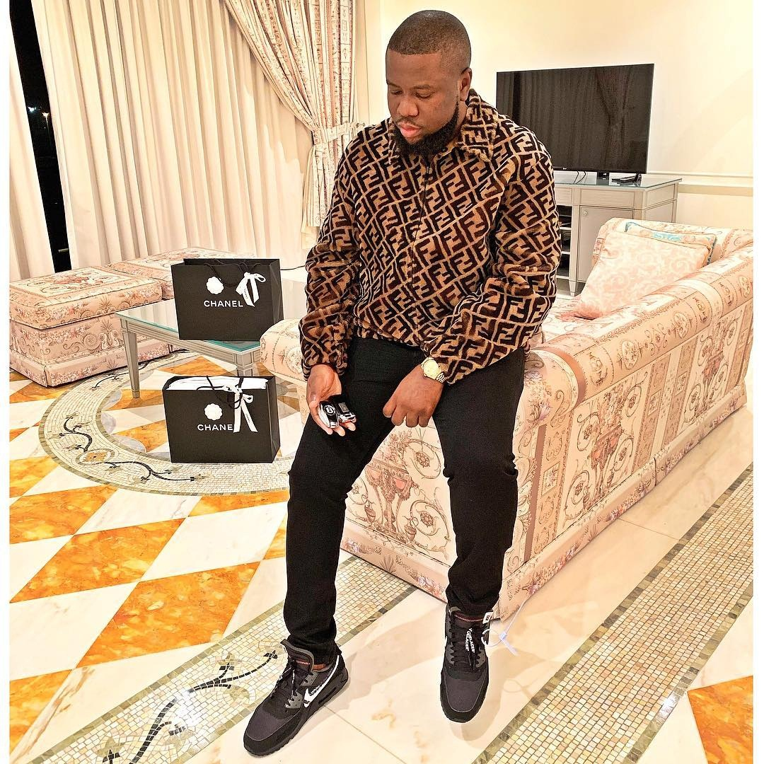 Interpol reportedly arrests Hushpuppi, others in Dubai (WATCH)