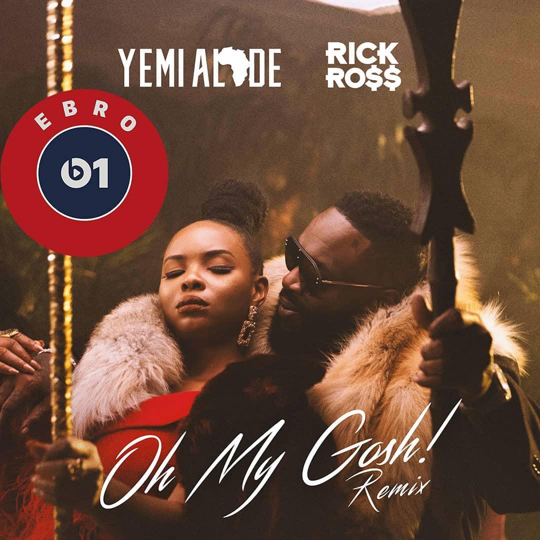 Download Oh My Gosh – Yemi Alade Ft. Rick Ross (Remix Mp3)