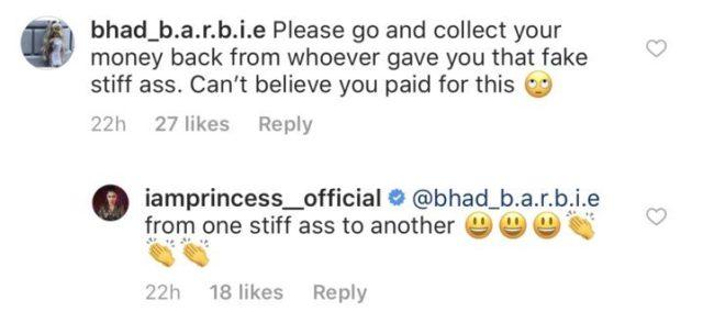 Fans drag BBNaija Princess