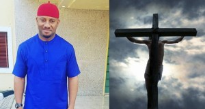 Image result for yul edochie becomes born again