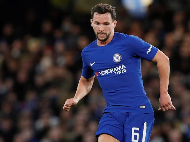 Danny Drinkwater charged