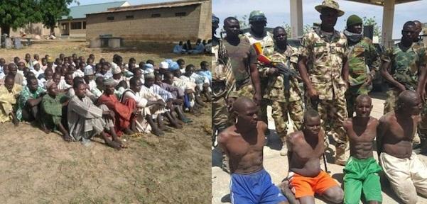 Image result for Former Boko Haram Members Beg Nigerians For Forgiveness
